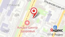 Апартаменты Apartments Galaktionovskaya 163 на карте