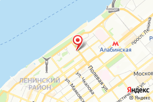 Адрес Филиал Со Еэс Самарское РДУ на карте