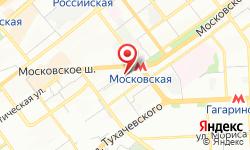 Расположение Страховая компания МАКС на карте