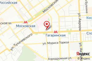 Адрес Самарская сетевая компания на карте