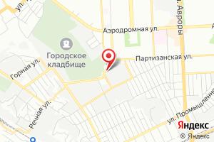 Адрес ТСК Волгаэнергопром на карте