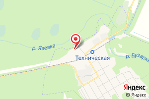 Адрес Электрическая подстанция Каринторф на карте