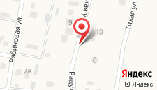 Вилла PartyHouse на карте