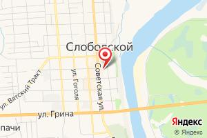 Адрес Коммунэнерго на карте