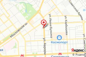 Адрес БиоКаналСервис на карте