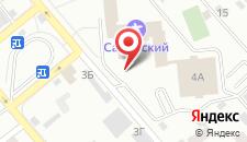 Отель Альянс Отель Самарский на карте