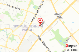 Адрес Эл-транзит Плюс на карте