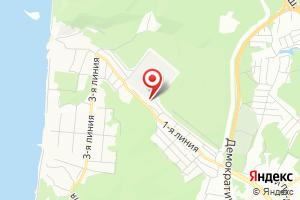Адрес Электрическая подстанция Студёная на карте