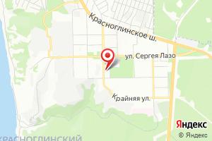 Адрес Водоканал-монтаж на карте