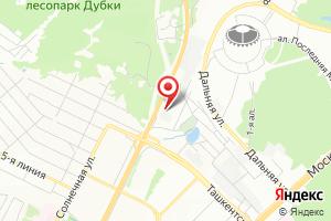 Адрес ПромТехСталь-Самара на карте