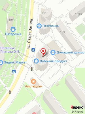 PizzaShop на карте