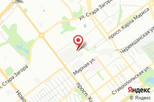 Адрес Электрическая подстанция Безымянка-3 на карте