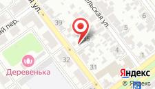 Коттедж Коттедж на карте