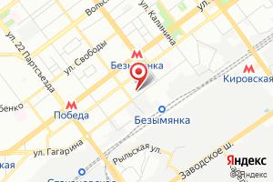 Адрес ИП Смолин С на карте