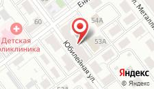 Бизнес-отель City на карте