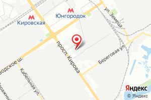 Адрес Самарские электросети Безымянский сетевой район на карте