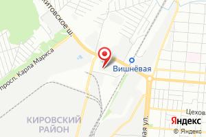 Адрес Электрическая подстанция Кировская на карте