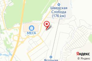 Адрес Элдж на карте