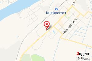 Адрес Коми энергосбытовая компания на карте