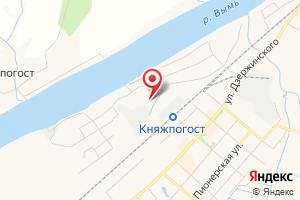 Адрес Электрическая подстанция Железнодорожная на карте