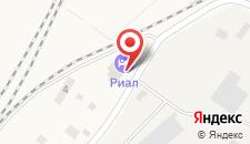 Отель Риал на карте