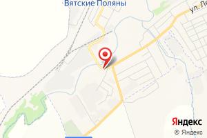 Адрес Канализационная насосная станция № 5 на карте