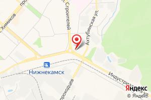 Адрес Перекачивающая насосная станция № 2 на карте