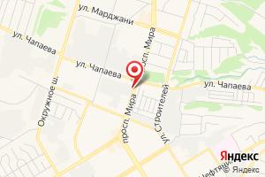 Адрес Энерго Сервис Строй на карте