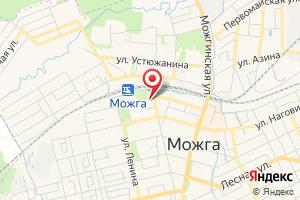 Адрес Дока - ГАЗ на карте