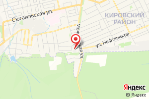 Адрес Газпром газораспределение г. Ижевск на карте