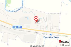 Адрес Электрическая подстанция Похвестнево-2 на карте