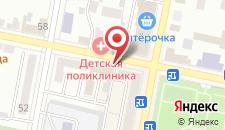 Гостиница Метрополь на карте