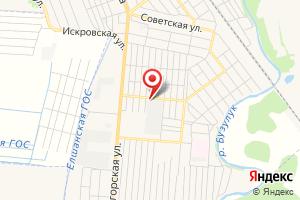 Адрес МУП Водоканализационное хозяйство г. Бузулука на карте