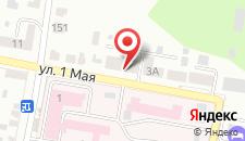 Гостиница Пушкин на карте