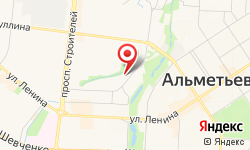 Адрес Сервисный центр Альметьевский Сервисный Центр
