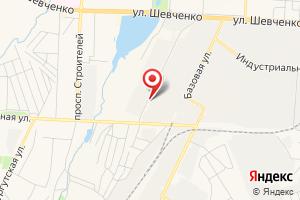 Адрес ГСК на карте