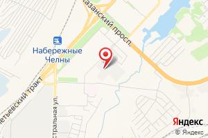 Адрес Электрическая подстанция Сидоровка на карте