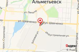 Адрес Теплопромсервис+ на карте