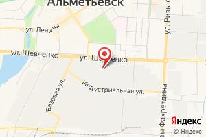 Адрес Сетевая компания на карте