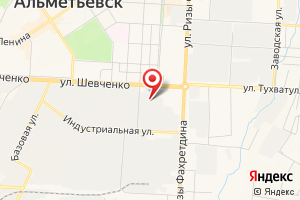 Адрес Татэнергосбыт на карте