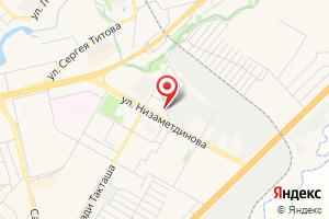 Адрес Газтехкомплект на карте