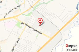 Адрес ТеплоСтройГрад на карте