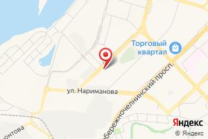 Адрес Территориальный участок Комфортный на карте