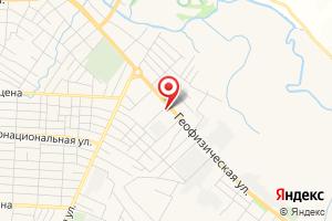 Адрес Ильмар+ на карте