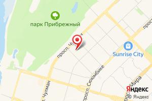 Адрес Территориальный участок Чулман на карте