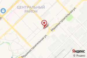 Адрес Отдел по работе с населением на карте