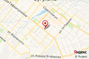 Адрес Теплогазмонтаж на карте