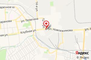 Адрес Газпром газораспределение Ижевск, Учебный центр на карте