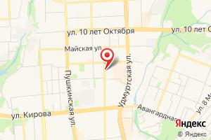 Адрес Про. ГАЗ на карте