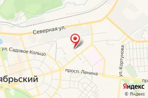 Адрес Октябрьсккоммунводоканал на карте